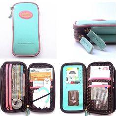 Pencil case / wallet from coolpencilcase.com
