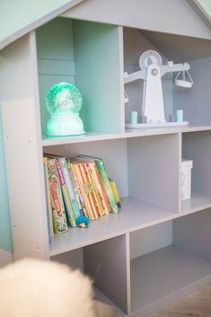 Bücherregal Hausform jollyroom