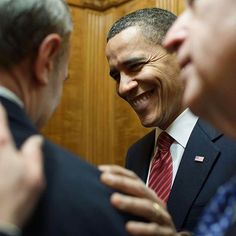 Seven years ago today, Congress passed the Affordable Care Act. After watching the vote in the West Wing late that night, the President invited everyone upstairs to the private residence for a celebratory toast on the Truman Balcony. I rode up in the elevator with him, the VP and legislative aide Phil Schiliro.