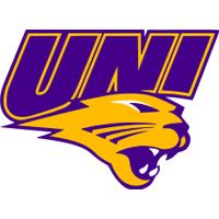 University of Northern Iowa - Cedar Falls, Iowa - Go Panthers! Cedar Falls Iowa, Football America, University Of Northern Iowa, Panther Logo, College Football Teams, Uni Panthers Football, School Spirit, School Fun, School Logo