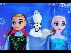 Lalka Elsa Anna Olaf z krainy Lodu Frozen - www.kochamzabawki.eu. Link download: http://www.getlinkyoutube.com/watch?v=m6X6kXeObFE