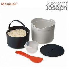 Cuiseur à riz micro-ondes M-Cuisine - Joseph Joseph