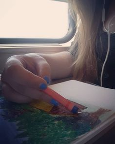 #pain #painting #art #travel #travels #traveling#prague #happy #oilpaint #oilpastel Prague, Painting Art, Elsa, Traveling, Instagram Posts, Viajes, Trips, Travel, Painting