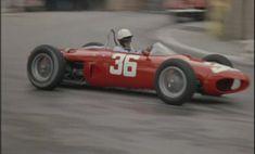 1961 Ferrari 156 F1, Phil Hill