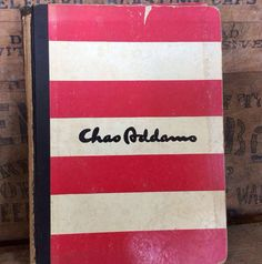 Vintage Antique Estate RARE 1942 Chas Addams Drawn by MADVintology