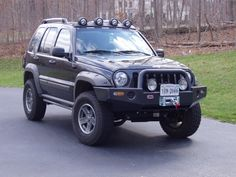 Jeep Liberty Renegade Tj Truck Cherokee 4x4 Off
