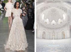 ¿En qué se inspiran los diseñadores? Moda y Arte (asociaciones).