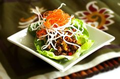 Healthy Recipes Pei Wei Lettuce Wraps is listed (or ranked) 4 on the list Pei Wei Recipes Asian Lettuce Wraps, Turkey Lettuce Wraps, Lettuce Cups, Lettuce Wraps Pei Wei Recipe, Asian Recipes, Healthy Recipes, Ethnic Recipes, Healthy Options, Pork Recipes
