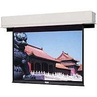 "Da-Lite 88158 88158 Advantage Deluxe Electrol Motorized Front Projection Screen - 58x104"" by Da-Lite. $2901.96. 88158 Features: -Handsome white powder coated closure doors and case provide a clean look and allow easy installation of ceiling tiles..-Patented in-the-roller motor mounting system for quiet operation..-For easy installation, the Advantage Deluxe is available with SCB-100 and SCB-200 (RS-232 serial control board) built into the case..-Contains a motorized trapdoor t..."
