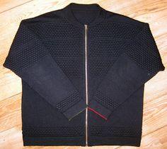 Nørklekonen: Danish Seaman's sweater