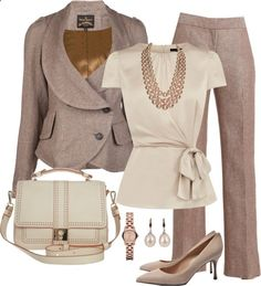 6. Job interview outfit: this outfit is formal for any job interview. This outfit looks classy! Its can be worn either way! With out without the jacket.