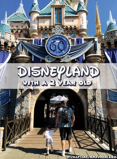 10 Tips on how we enjoyed Disneyland with a 2 Year Old. Plus a little snippet of our vacation and a few packing tips. Disneyland with a toddler!