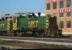 RailPictures.Net Photo: MKT 27 Missouri, Kansas & Texas Railroad (Katy) Baldwin DS4-4-1000 at Dallas, Texas by David Hawkins