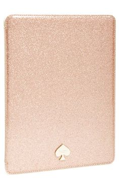 kate spade new york 'glitter bug' iPad folio at Nordstrom.com. In rose-gold glitter, this fun and fabulous folio makes a delightful place to protect and display your iPad.