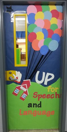Hollywood Bulletin Board Speech Therapy