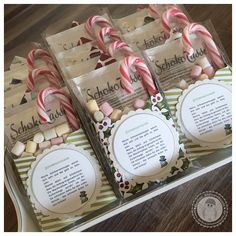 Bellas Stempelwelt Christmas Paper Crafts, Diy Christmas Gifts, Christmas Projects, Xmas, Stamping Up, Hot Chocolate, Diy And Crafts, Birthday Gifts, Goodies
