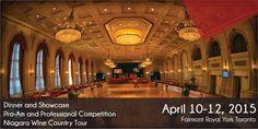 Crystal Leaf International DanceSport Championships   www.CrystalLeaf.ca