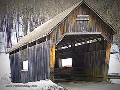 Warren Covered Bridge (Warren, VT)