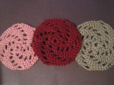Free Crochet Coaster Patterns | ... Crochet Pattern: Cool Coasters 2 - Crochet Patterns, Tutorials and