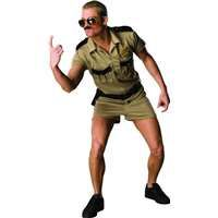 Rubies Reno 911 Cop Lt. Dangle Police Officer Costume