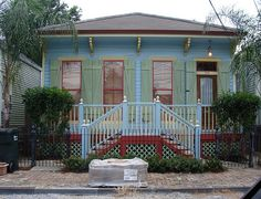 cute house in New Orleans