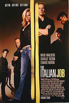 I heard they might be making an Italian Job 2.  The first one was so good...I hope so