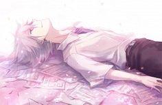 Neon Genesis Evangelion - Kaworu Nagisa