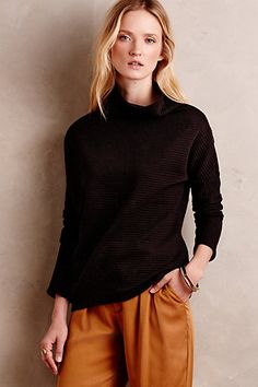 Mauer Mockneck #anthropologie