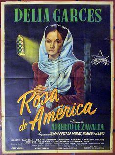 1946 - ROSA DE AMERICA - Alberto de Zavalía