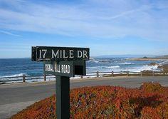 Bike the 17-Mile Drive for free! Monterey Peninsula, California