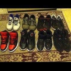 Heat's Js,nikes,kobies,retros on SneakerWare