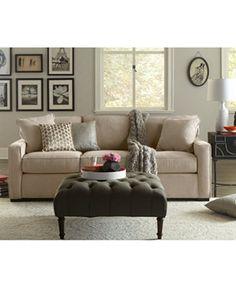 Radley 86 Fabric Sofa   Custom Colors, Created For Macyu0027s   Pinterest    Radley, Fabric Sofa And Fabrics Gallery
