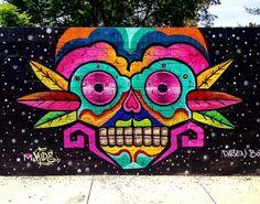 Más arte urbano en @streetart_chilango Algo que nos comparte Kide para este sábado feliz fin de semana #streetartmexico ❤️✌ #streetartchilango #graffitimexico #mexico #df #mexicodf #cdmx #mxdf #mexico #streetart #streetarts #streetartistry