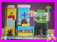 παιχνιδοκαμώματα στου νηπ/γειου τα δρώμενα: Easter Story Box..... η ιστορία του Πάσχα !!!