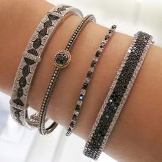Indulge in  lovely Bangles...