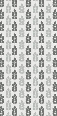 Removable Wallpaper Leaf print Leaf wallpaper Peel and