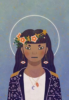 ilustração de Camille Chew