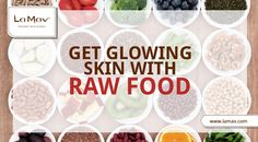 Say hello to Amanda from The Raw Food Kitchen! She will guide you to your healthiest skin ever, with the help of raw food and good attitude towards your body!