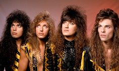 """When: Circa 1989    Stryper was a Christian rock band whose name and motif come from a Biblical verse about salvation (and was also, per Wikipedia, a self-made retrofitted acronym for """"salvation through redemption, yielding peace, encouragement and righteousness""""). However, they appear more likely to be praying for eternal follicular rigidity, or a day when man and bee finally unite to create a super race of fluffy warriors with weaponized, er, stingers."""