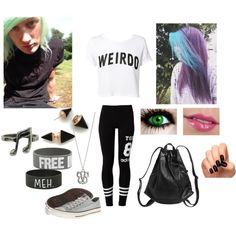 """Day out with Jason (Veeoneeye)"" by johanna-kat on Polyvore"