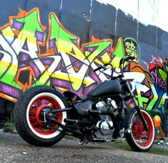 Honda VLX 600 Bobber