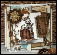 Henry Mouse Fall Kit ~ Whiff of Joy
