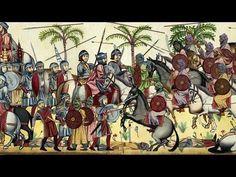 La conquista musulmana de la Península Ibérica - Historia de al-Ándalus - YouTube
