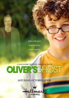 Oliver's Ghost is a 2011 television film. It was first screened on October 22, 2011 on the Hallmark Movie Channel. The movie stars Martin Mull as Clive Rutledge and Nicholas Stargel as Oliver. The film is about a young boy named Oliver and his family, who move from a bustling city to a quaint suburban neighborhood. That very night of the move, Oliver hears a piano playing in the attic, and finds a thin wall in which he breaks through to get to the attic.