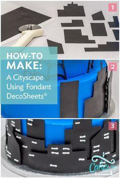Inspirasi Bake & Design : 8 Idea Cupcake, Kek dan Cookies bertemakan Spiderman.   TotBakeDesign