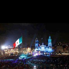 México City, México Zócalo