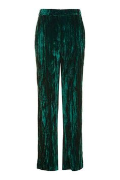 Velvet Crushed Trouser
