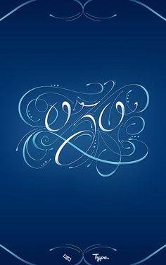 Ozo Type. by ozo/grafik, via Flickr