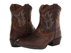 Ariat Billie Sassy Brown - Zappos.com Free Shipping BOTH Ways. I can't even express how much I love these boots.