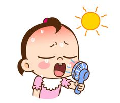 Me in this heat😰😰😡